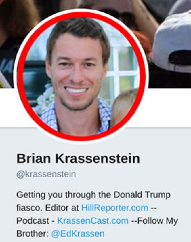 Viral: De gebroeders Krassenstein stalken Trump op Twitter   (twitter)