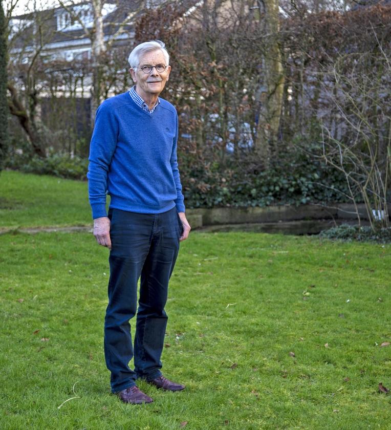 Ouderenportret Henk van den Berg: 'De ingenieur krijg je niet zomaar uit mij'   (Marc Neelemans)