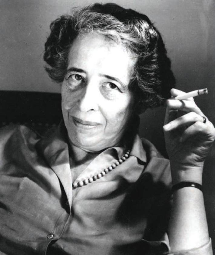 Pedagogen: Hannah Arendt, dwarse denker over onderwijs   (flickr)