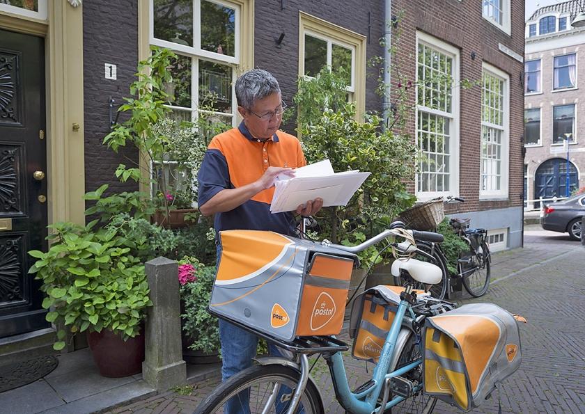 Bij wet is een minimumaantal dagen aan postbezorging vastgelegd.  (anp / Lex van Lieshout)