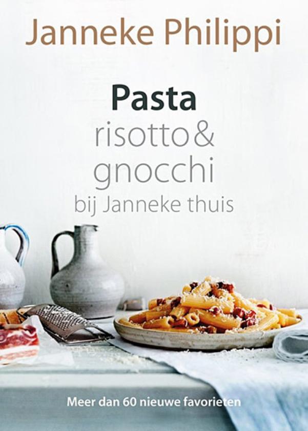 Recept: Orecchiette pesto   (uit besproken boek)