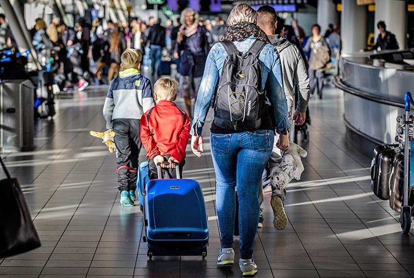 Kort & klein: Prima zomer voor luchthavens