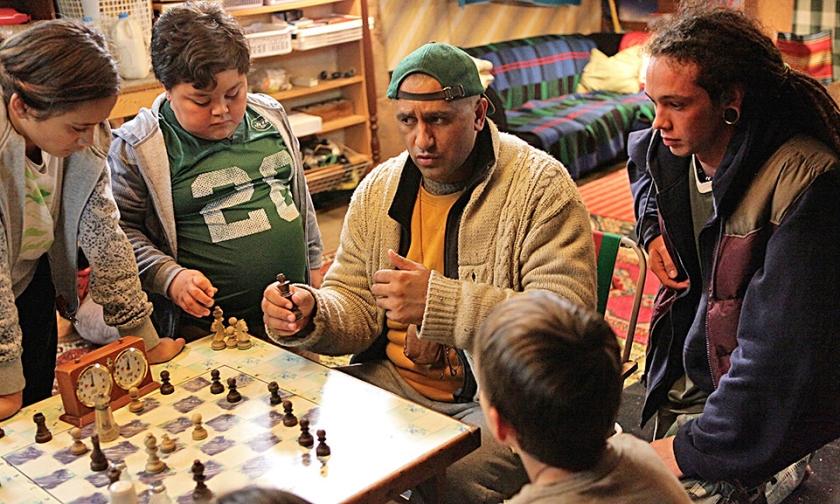 TV Vooraf: Grappige en inspirerende Kiwi-film  (four knights film)