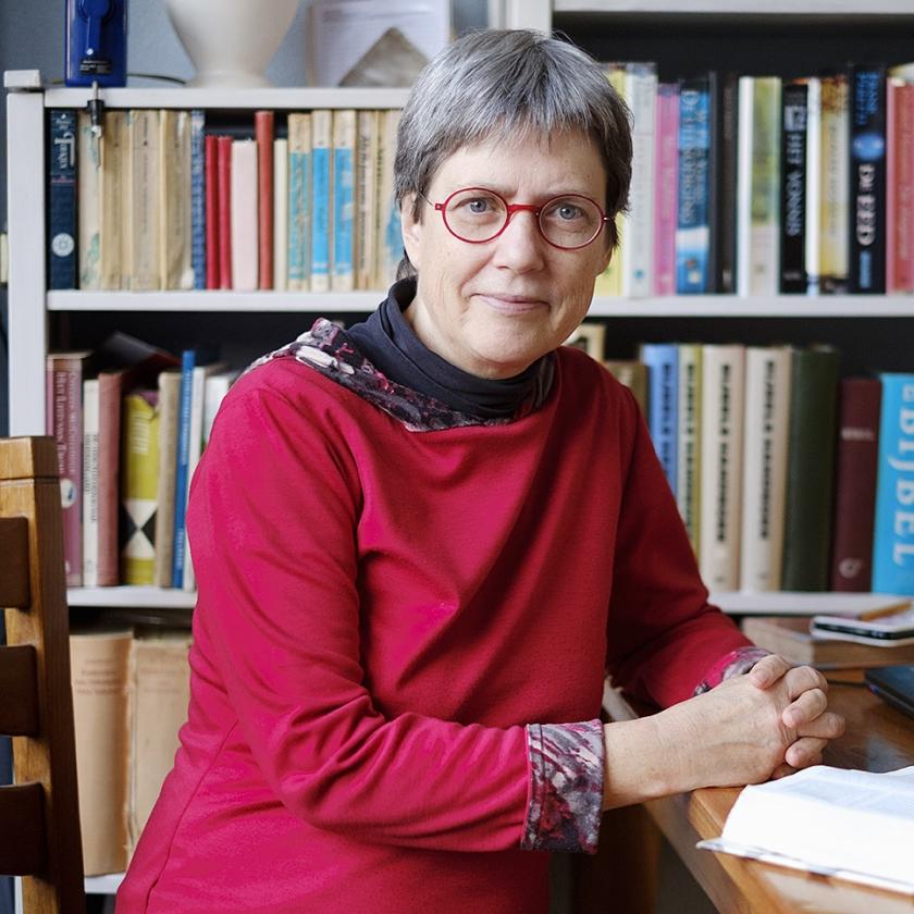 De Rubriek: Mieke Brink schrijft al 20 jaar de meditatie Stilgezet   (Dick Vos)