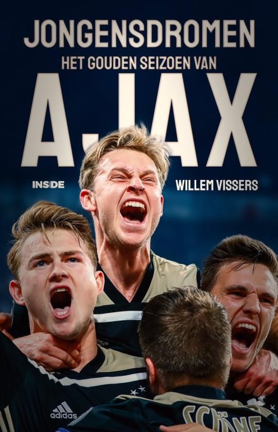 Willem Vissers heeft een heerlijke pen; zijn boek over Ajax is doorspekt van poëtische beeldspraak
