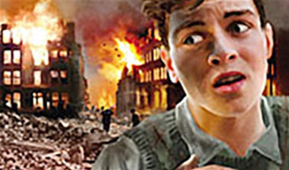 Feuilleton: Vuur over de stad (24)